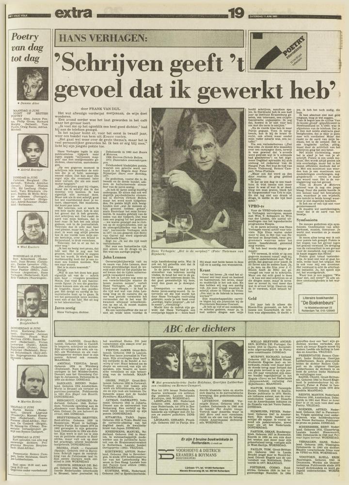 19830611 HVV Hans Verhagen